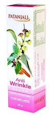 Patanjali Anti Wrinkle Cream For wrinkles & dark spots - 50 gm