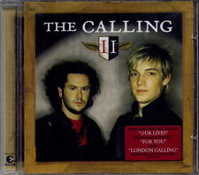 THE CALLING - TWO (incl. 2 Bonus Tracks) NEU & OVP