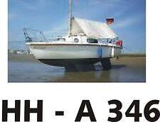 Bootskennzeichnung Kennzeichen Zahlen - 2 Stück max.12 Zeichen in 10cm Höhe