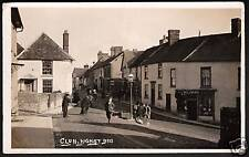Clun nr Bishop's Castle & Knighton. High Street # 97 C.