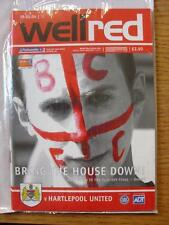 19/05/2004 Play-Off Semi-Final Division 2: Bristiol City v Hartlepool United  .