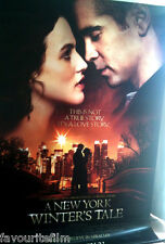 Cinema Banner: A NEW YORK WINTER'S TALE 2014 Colin Farrell Russell Crowe