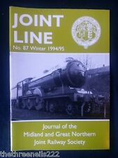 JOINT LINE - Midland & Great Northern Joint Railway Society - # 87 - WINTER 1994