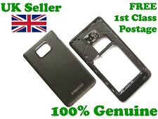100% Genuine Samsung Galaxy i9100 rear chassis housing+back battery cover