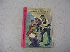 endeavour 10  WOMBATS GOLD  early reader