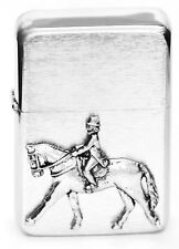 Equestrian Dressage Horse  Gift Lighter Petrol Lighter FREE ENGRAVING Gift Boxed