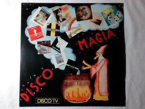 LP DISCO MAGIA ITALO DISCO ALBERT ONE ROSE L.A. MESSINA MIKE FRANCIS D. LIGHT