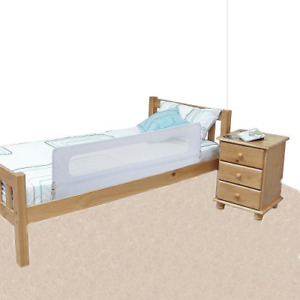 Safetots Extra Wide Bed Rail White