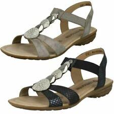 Remonte Ladies T-Bar Casual Sandals - R3638
