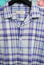 Tommy Bahama Mens Button Front Shirt Size XXL, 2XL