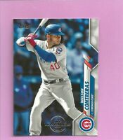 2020 Topps 582 Montgomery Club Foil Stamp #665 Willson Contreras Chicago Cubs