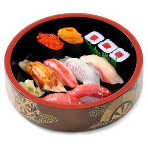 DIY Replica Fake Food Making Kit for Medium Nigiri sushi tub Sample