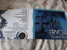 Psyche - Twisted Blues - CD - 2015 - Digipak - as new