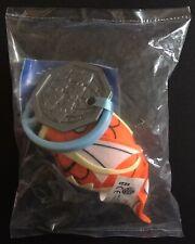 Magikarp Burger King Plush Keyring Pokemon World Original 2000 SEALED RARE