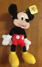 """NEW 2014 Disney Junior Mickey Mouse Plush 10"""" New With tags!"""