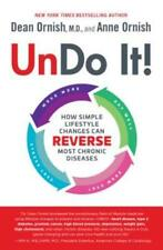 Undo It How Simple Lifestyle Change Can Reverse Most Chronic Disease Ornish E5
