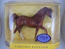 Breyer Horse LE Jingles of Pegasus Therapeutic Riding NEW NRFB 1281