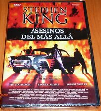 ASESINOS DEL MAS ALLA / Stephen King's 'Sometimes They Come Back' -DVD R2-