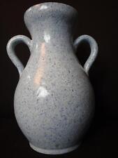 Beau vase accolay 20cm design flammé vers 1960