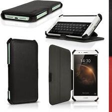 Fundas con tapa de piel sintética para teléfonos móviles y PDAs Huawei