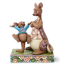 Jim Shore Disney Traditions Kanga And Roo Look Mama I Bounced 4045253 Nib New