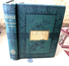 LUCILE,1882,Owen Meredith,Illustrated