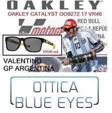 Occhiali da Sole OAKLEY CATALYST 9272 17 VR46 VALENTINO ROSSI SUNGLASSES