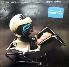 THE TUBES REMOTE CONTROL 1979 A&M LP VINYL RECORD ALBUM FULLY PLAY TESTED