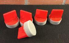 Foam Sponge Dauber Shoe Boot Polish Or Cream Applicator Leather Reusable 5qty