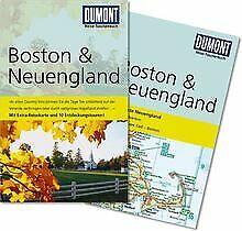 DuMont Reise-Taschenbuch Reiseführer Boston & Neuengland... | Buch | Zustand gut