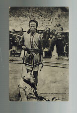 RPPC China Pirate Execution Vintage Real Picture Postcard