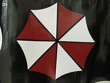 Umbrella Corporation Resident Evil Vinyl Decal Sticker 4""