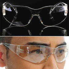 Newly Vented Safety Goggles Glasses Eye Protection Protective Lab Anti Fog Clear