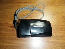 BLACK OLYMPUS MJU II STYLUS EPIC 35/2.8 35MM F2.8 CAMERA