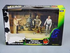 Vintage Star Wars POTF Purchase of the Droids Play Set  Figure Pack #rk2