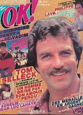 OK 379 (18/4/83) TOM SELLECK PHILIPPE LAVIL LAHAYE