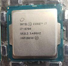 Intel Core i7-6700 SR2L2 3.4 GHz LGA 1151 Quad-Core Desktop Processor CPU OEM