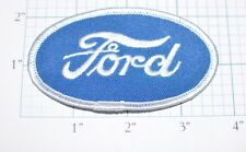 Ford Vintage Iron-On Embroidered Clothing Patch Applique for Jacket Vest Jeans