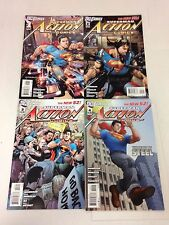 Action Comics The New 52 #0 1 2 3 4 5 6 7 8 9 10 11 12 13 14 15 16 17 18 variant