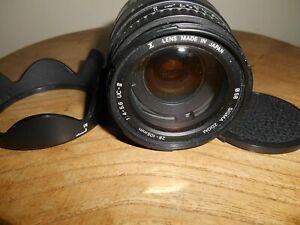 SIGMA ZOOM 1.4-5.6 uc-ii/28-105mm Lens(Minolta Dynax fit)