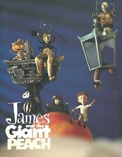 SOTHEBY'S ANIMATION THE HUNCHBACK OF NOTRE DAME JAMES GIANT PEACH DISNEY Catalog