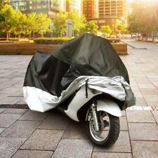 Motorcycle Motor Cover Waterproof Outdoor Rain Dust Protector Bag 265×105×125cm