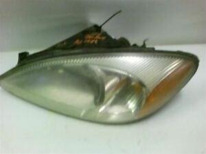 Driver Left Headlight Fits 00-07 TAURUS 115026