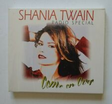 shania twain cd come on over radio special   SEALED/NEW  MNCD 186
