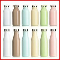 Milk Bottle Thermos Flask