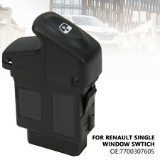 Single Electric Window Control Switch 5 Pin for Renault Kangoo 1997 - 2008