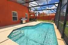 Orlando Florida Villa Private Pool & Private Cinema Room 5 Star Easter 2018