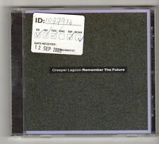(FZ981) Creeper Lagoon, Remember The Future - 2002 CD