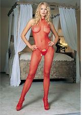 lingerie sexy tuta  Catsuit Tutina intera a RETE  Bodystocking net sexy shop