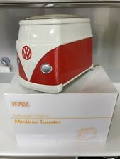 Volkswagen Toaster Red Original Mini Bus Interior Rare Item New